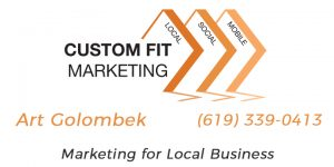 Custom Fit Marketing at East County Biz Center